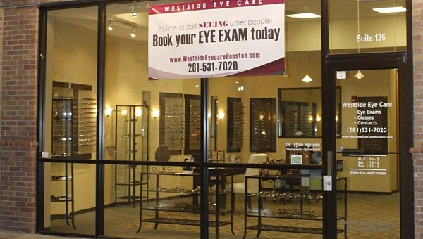Westside Eye Care Houston